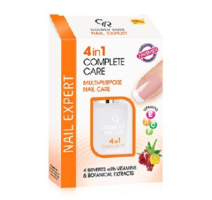Nail Expert 4 in 1 Complete Care GOLDEN ROSE