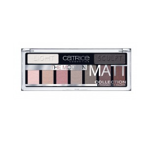 Palette collection 'Matt' CATRICE