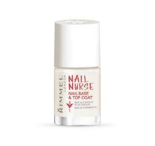 Nail Base & Top Coat 5 en 1 - Nail Nurse de Rimmel